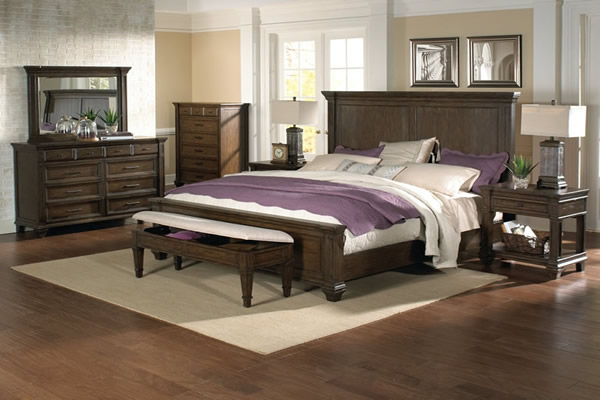 A America Bedroom Furniture. a america kalispell bedroom collection ...