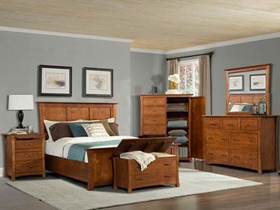 A America Bedrooms