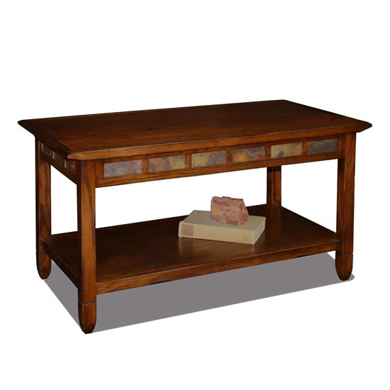 Slate Coffee And End Table Set: Accessories