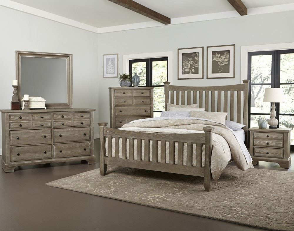 VaughanBassett Bedroom Groups