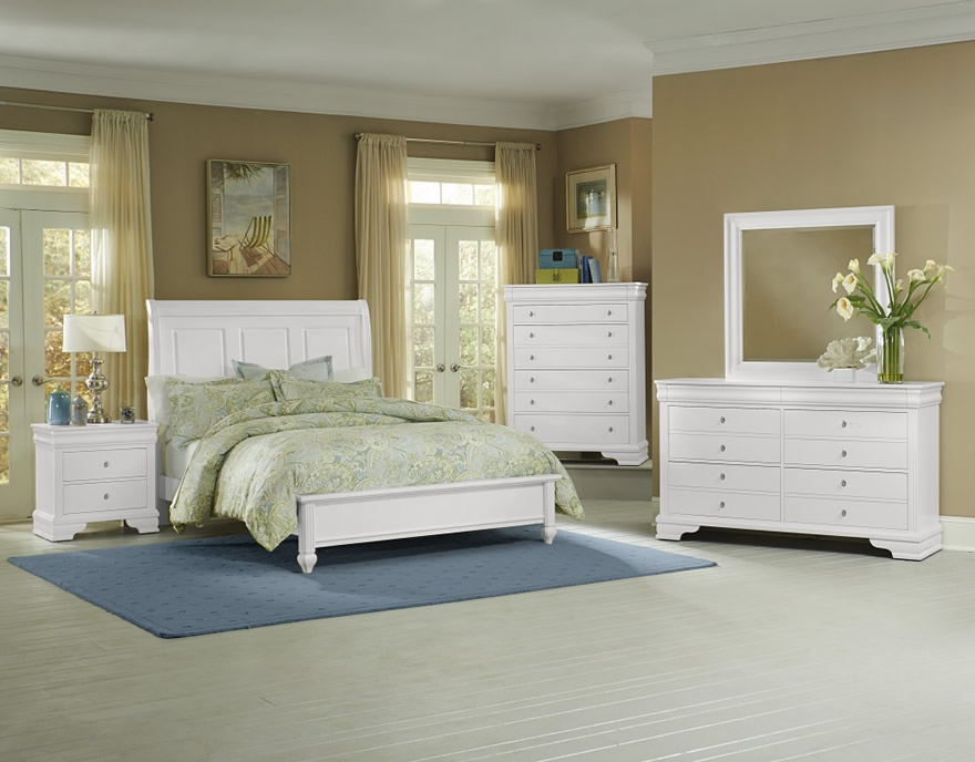 French Market Collection Soft White