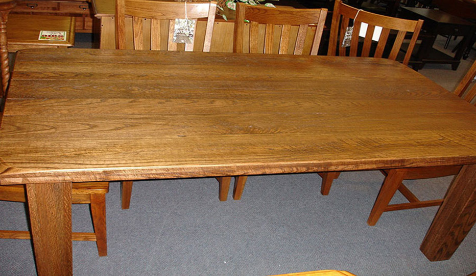 Old World Table